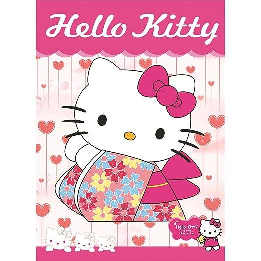 RZJ-Puzzle Hello Kitty - Puzles de Madera, 1000 Piezas, para ...