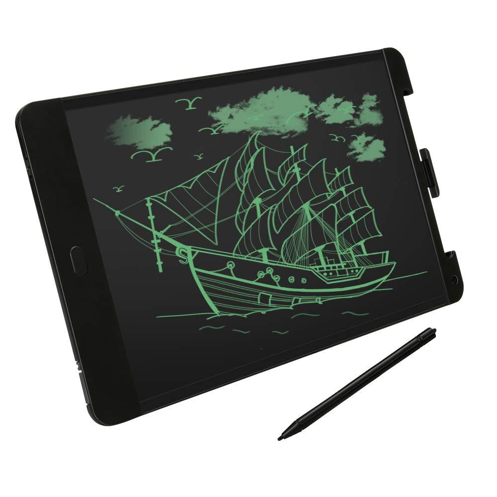 Tablero de Escritura LCD 13 Pulgadas, Gráfica Dibujo Tablero con Escritura Más Clara, Memo