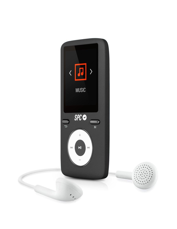 SPC Colour Sound Reproductor Rosa MP4 Extrafino con Radio FM y ...