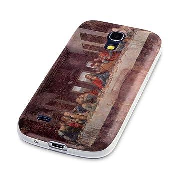 Colección 86, Custom Multicolor Samsung S4 Mini Funda piel ...