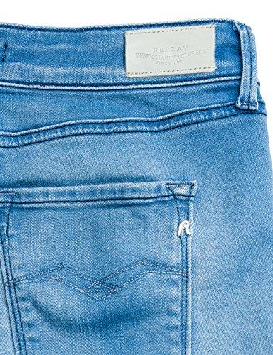 Blue Light Luz Bleu Jeans Replay Skinny 10 Femme wn4gRvqC