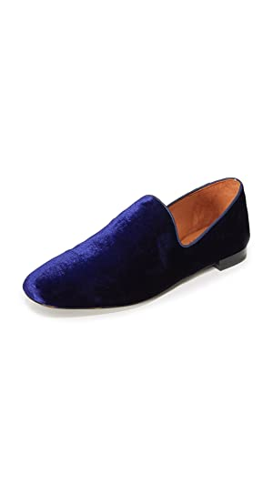 Derek Lam 10 Crosby Women's Piper Loafers, Midnight, 9.5 B(M) US