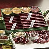 12 Piece Meat Stick Bonanza from The Swiss Colony