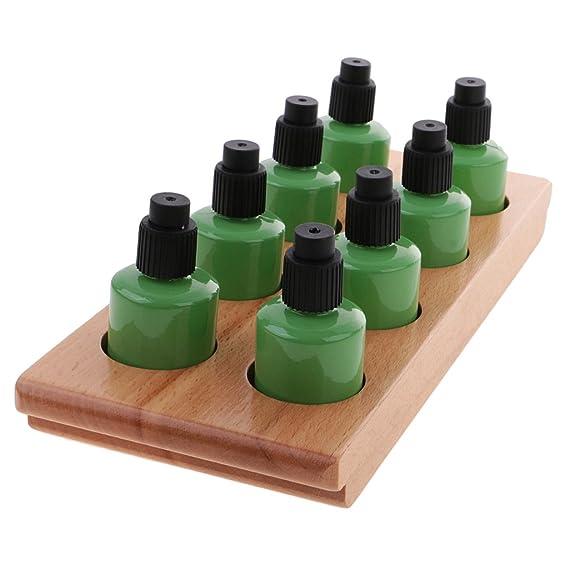 Gazechimp Montessori Material para Oler Ejercicio con Bandeja 8 Botellas de Entrenamiento Sensorial Juguete Educativo para Niños: Amazon.es: Juguetes y ...