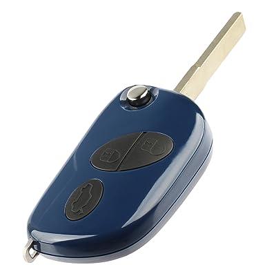 Key Fob Remote fits Maserati 2008-2020 GranTurismo / 2005-2013 Quattroporte / 2010-2016 GranCabrio (RX2TRF937): Automotive
