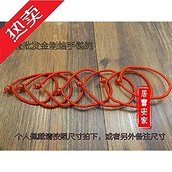 Amazon com : Diamond knot bracelet red string bracelet