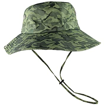 32cd9a4ca60 Outdoor Tarnender Boonie Fishing Wide Brim UV Protection Summer Schenell Dry  Safari Sling Bucket Cap UPF