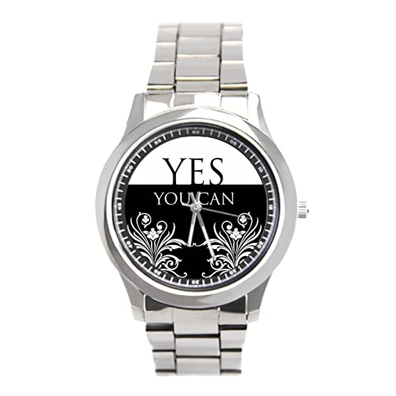 blue-skys 3 palabra quote-yes puede Relojes