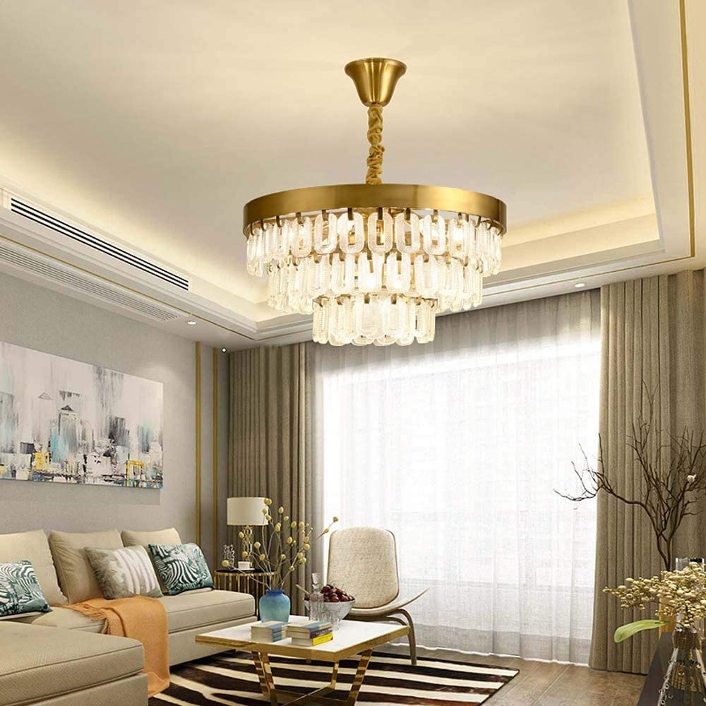 Chandelier Modern Living Room Lights Chandelier Circular Light