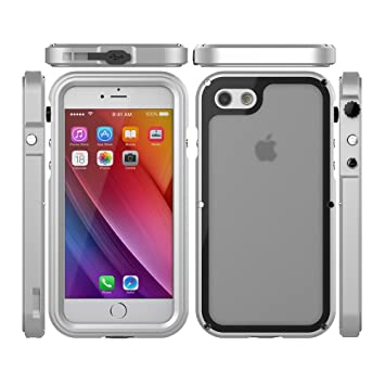 iPhone 7 Carcasa Waterproof Casefirst [Certificado IP68] [a ...