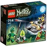 LEGO Monster Fighters - 9461 - Jeu de Construction - La Créature des Marais