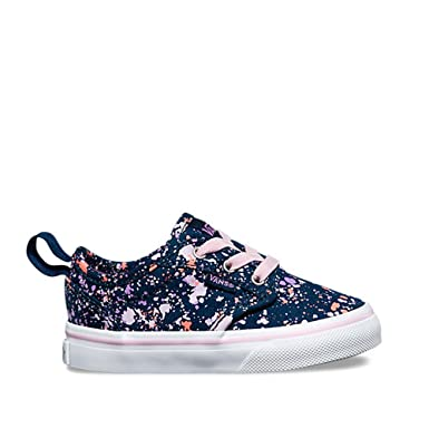 Vans Atwood Slip-On Splatter-Morado-19