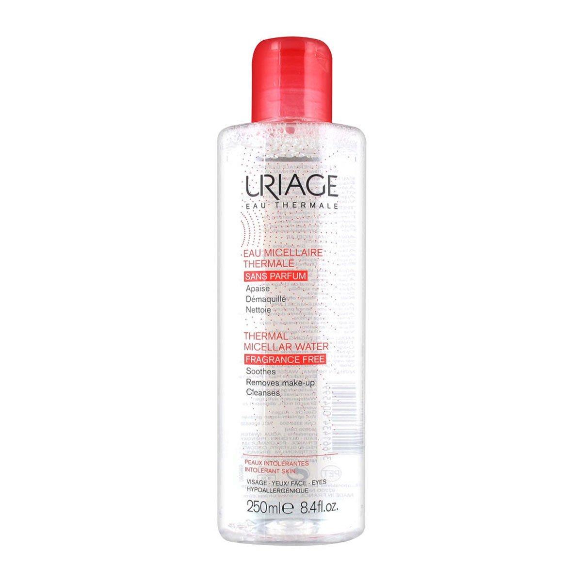 Uriage Eau Micellare Thermale Pi, 250 ml, Pack de 1
