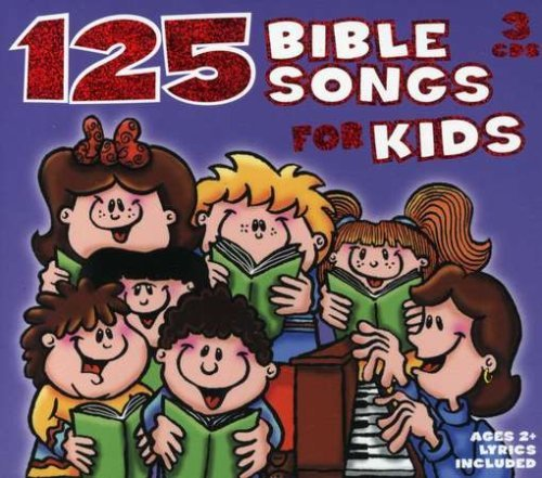 125 Bible Songs for Kids by St John's Children's Choir by Madacy Kids