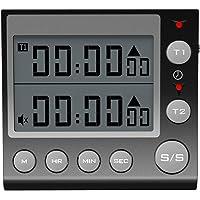 Digital temporizador de cocina reloj de cuenta atrás