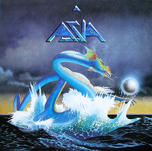 Asia ‎- Asia Geffen Records ‎- GHS 2008 - 1982 Genre: Rock Style: Pop - 12