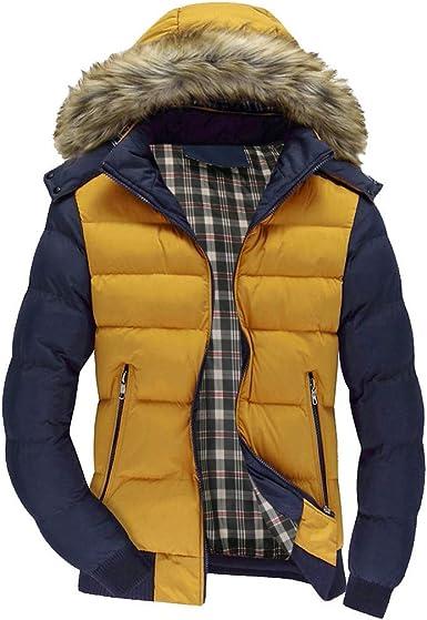 MEIbax Hombre Casual Chaqueta Jacket Cazadora Mangas Largas Cierre De Cremallera Outwear Tops Hombres, niños, Ropa de Abrigo, Chaqueta de Cremallera Abrigo de Invierno Blusa Superior: Amazon.es: Ropa y accesorios