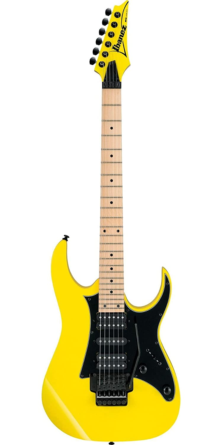 Amazon.com: Ibanez RG Series RG450MB Electric Guitar Yellow: Musical Instruments