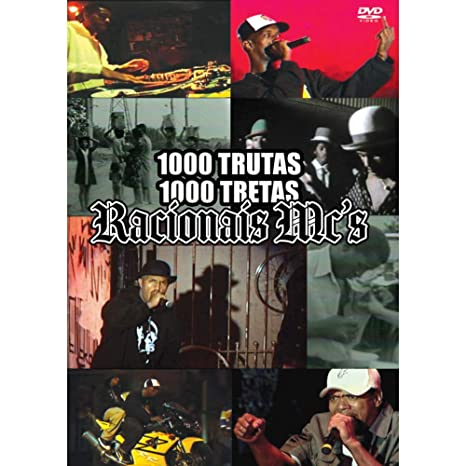 Amazon Com 1000 Trutas 1000 Tretas Racionais Mc S Movies Tv