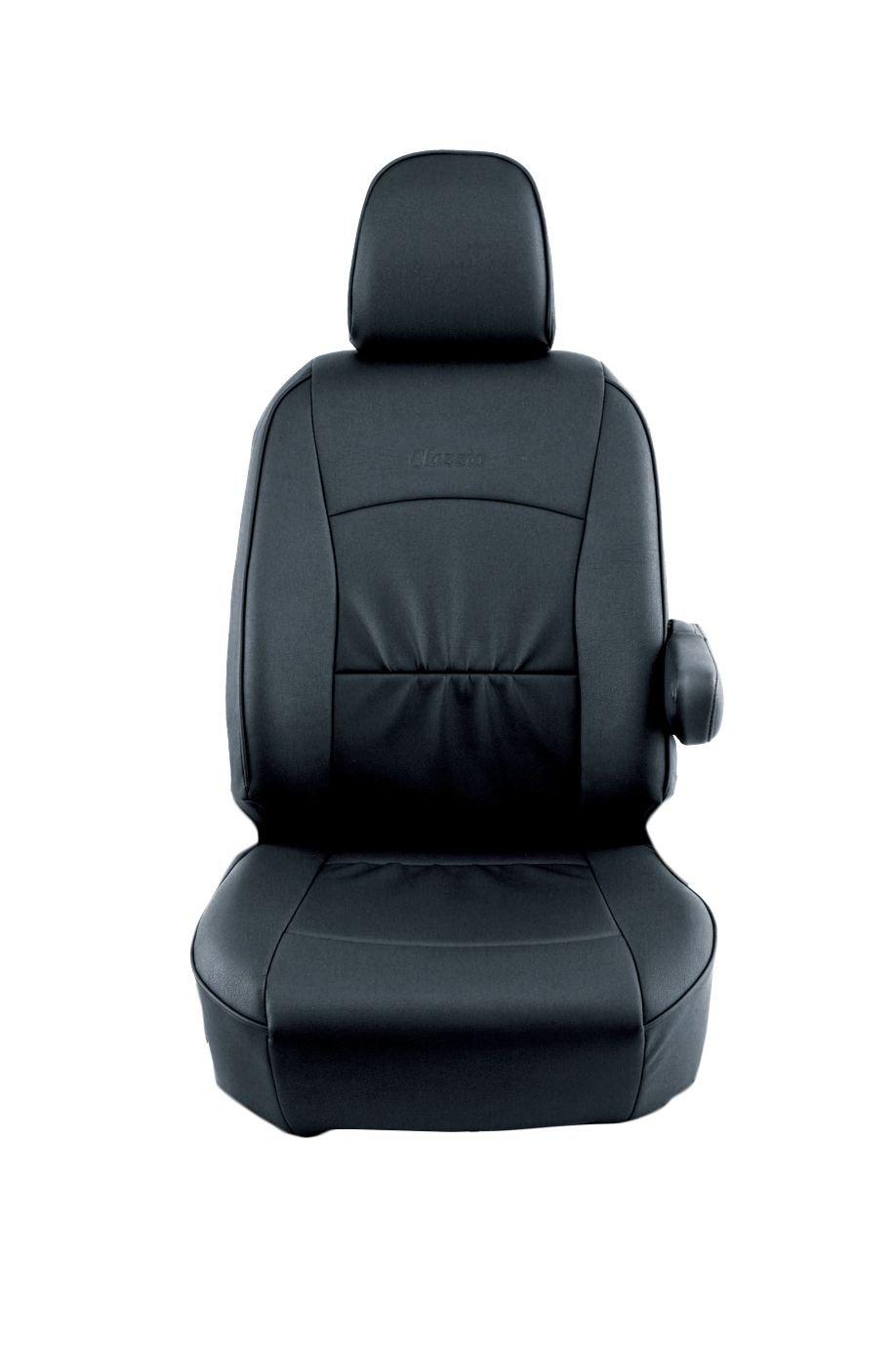 クラッツィオ (Clazzio) シートカバー【 クラッツィオ S 】三菱 eKワゴン/日産 オッティ H81W/H91W (ブラック) EM-0790 B009Q3I2ZC ブラック ブラック