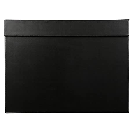 Beau KINGFOM Ultra Smooth PU Leather Writing Pad Desk Mat With Office Desk A3/ A4