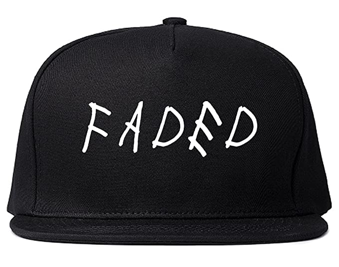 Faded Weed Fade Dad Hat Snapback Hat Cap Black at Amazon Men s ... 2cc92f2e826