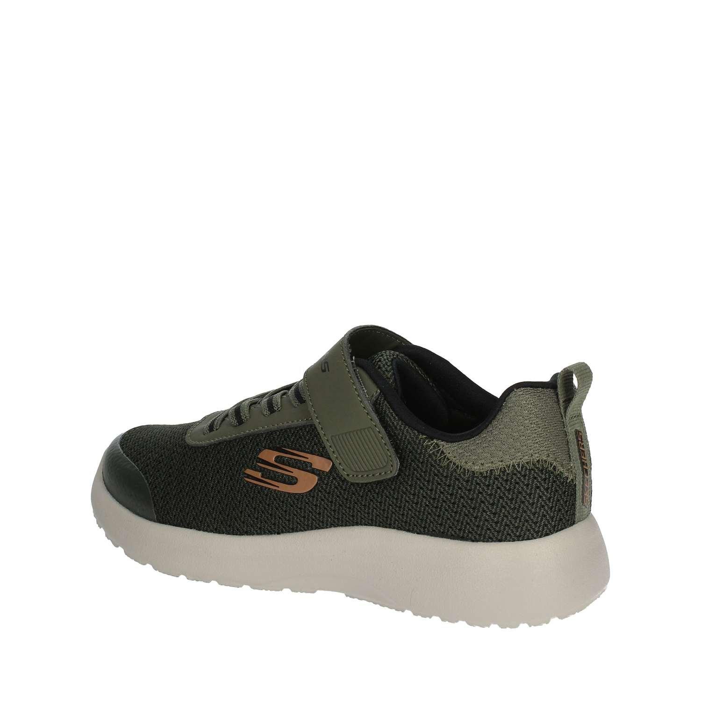 Skechers Dynamight Ultra Torque Scarpe Sneaker Bambino Verde