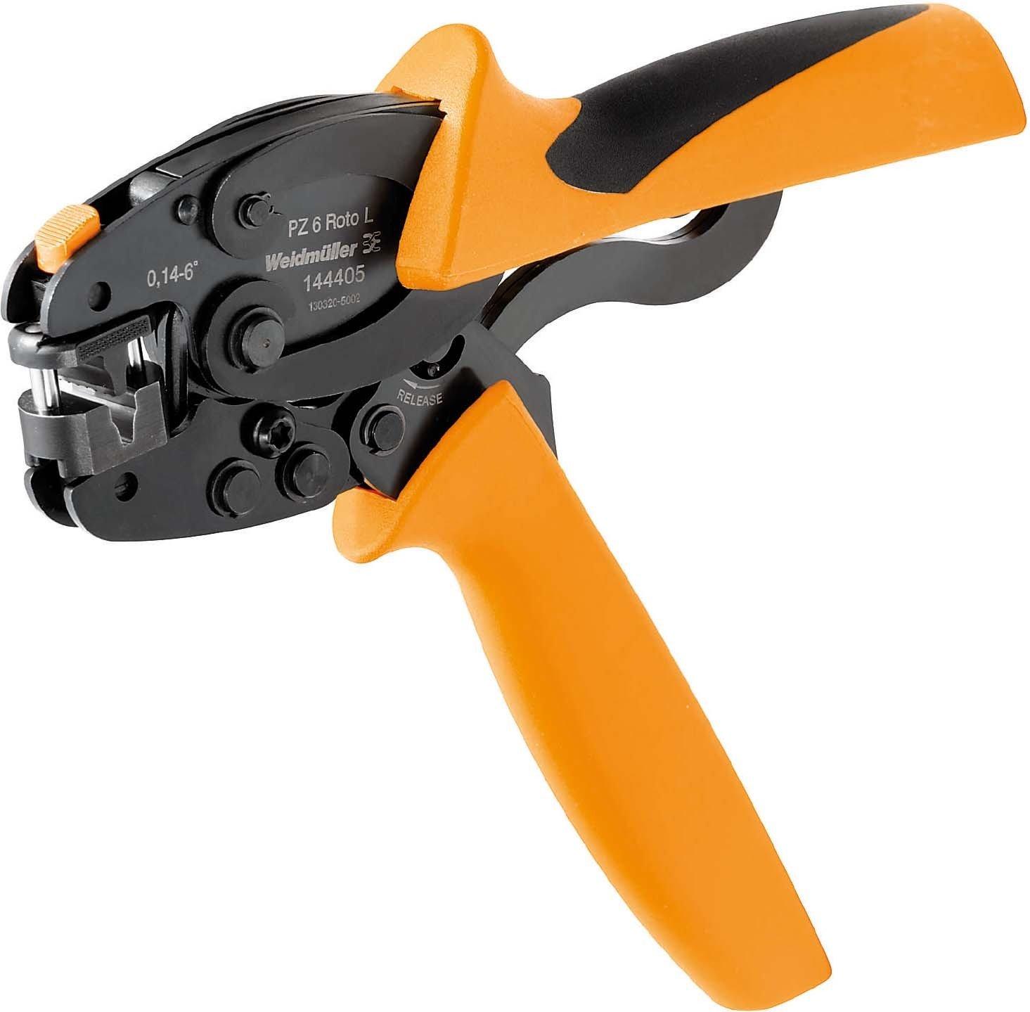 ワイドミュラー 圧着工具 PZ 6 Roto L 1444050000