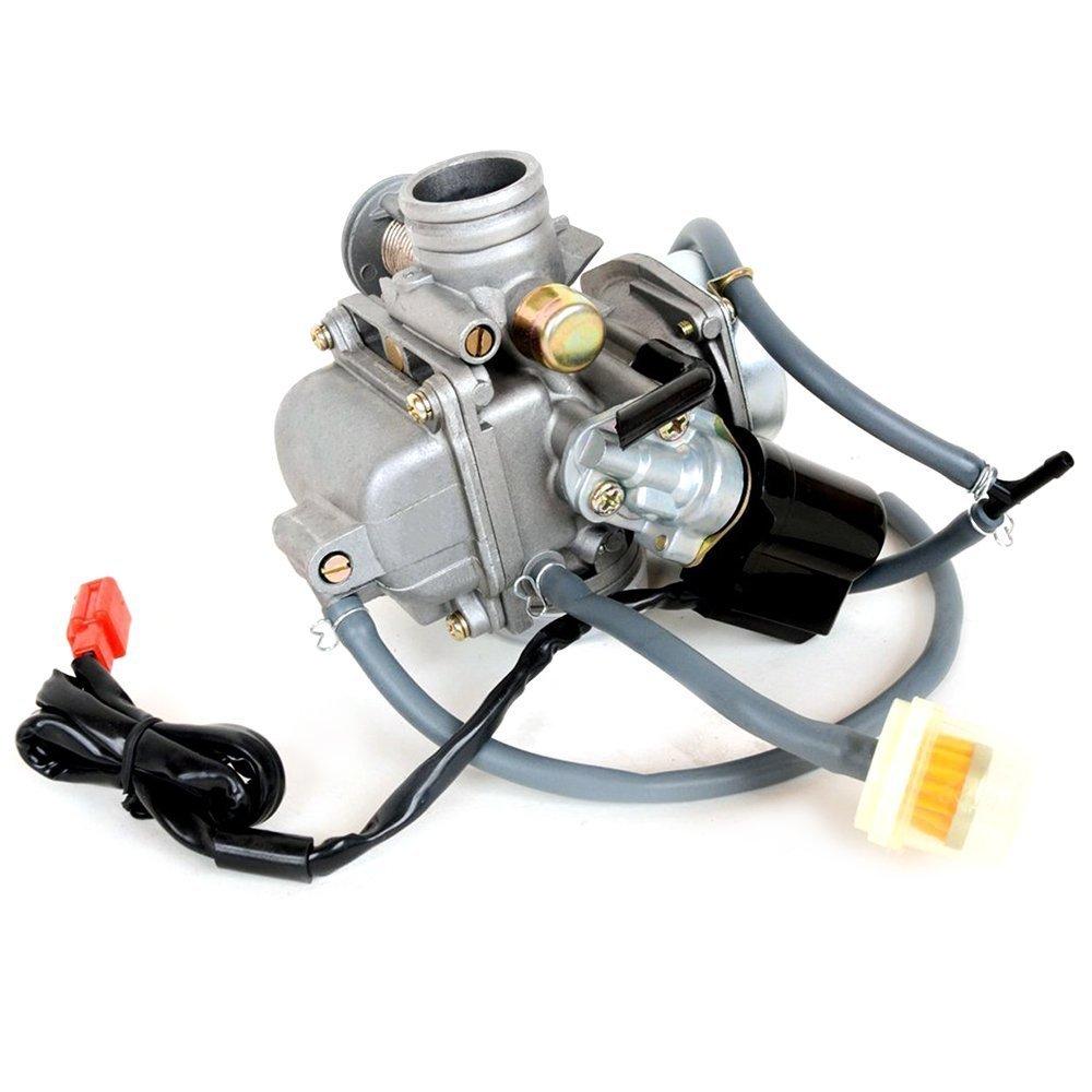New Carburetor for ATV GY6 GY-6 150CC CARB KAZUMA SUNL 149CC 24mm