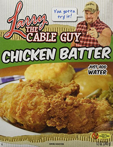 Larry The Cable Guy Chicken Batter ()