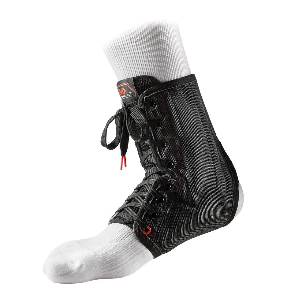 McDavid Lightweight Ankle Brace (Black, X-Small) by McDavid (Image #11)