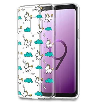 unicorn case samsung galaxy s9 plus