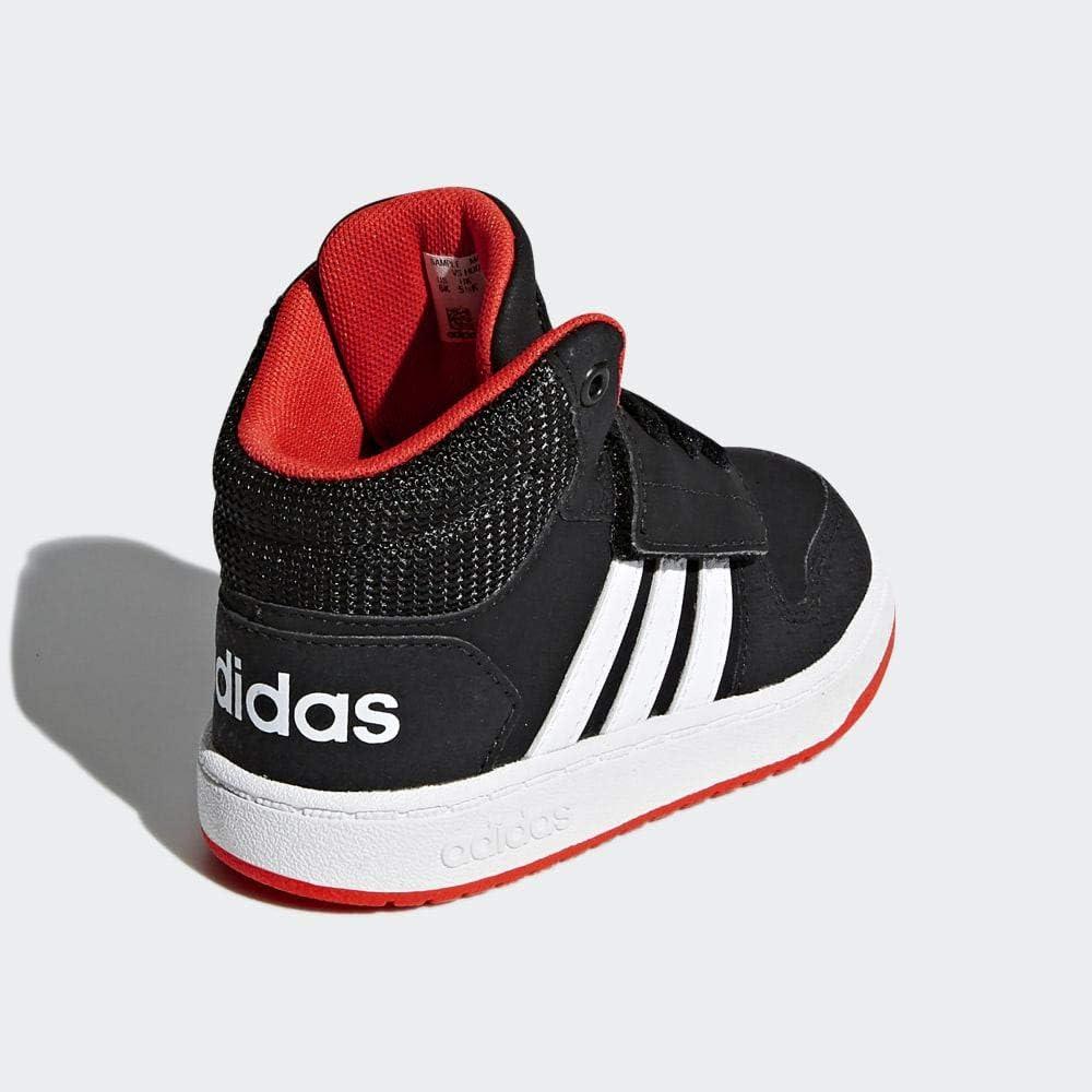 adidas Hoops Mid 2.0 I Zapatillas Unisex beb/é