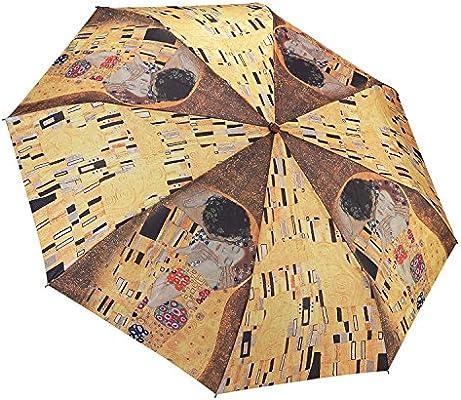 """Galleria auto plegable de apertura y cierre paraguas - Gustav Klimt """" ..."""