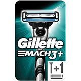 Gillette Mach3 Razor Plus 2 Blade Refills