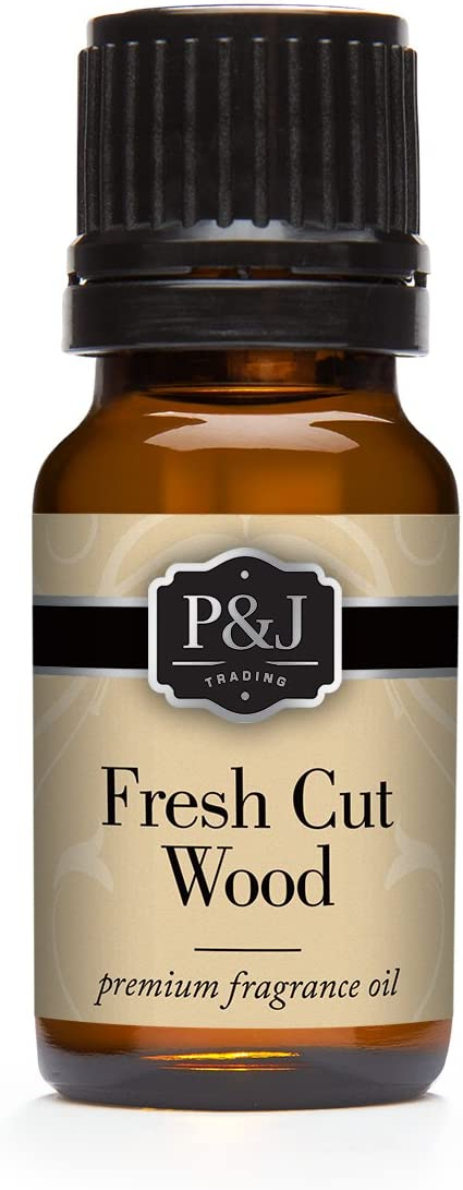 Fresh Cut Wood Fragrance Oil - Premium Grade Scented Oil - 10ml