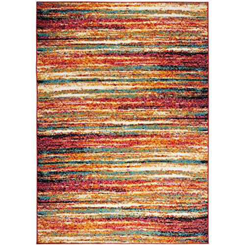 Home Dynamix Contemporary Abstract Brushstrokes