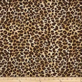 leopard upholstery fabric - Premier Prints 0362816 Amazon Leopard Sand Fabric by The Yard
