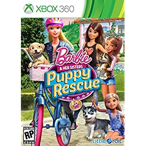 Barbie and Her Sisters: Puppy Rescue – Xbox 360