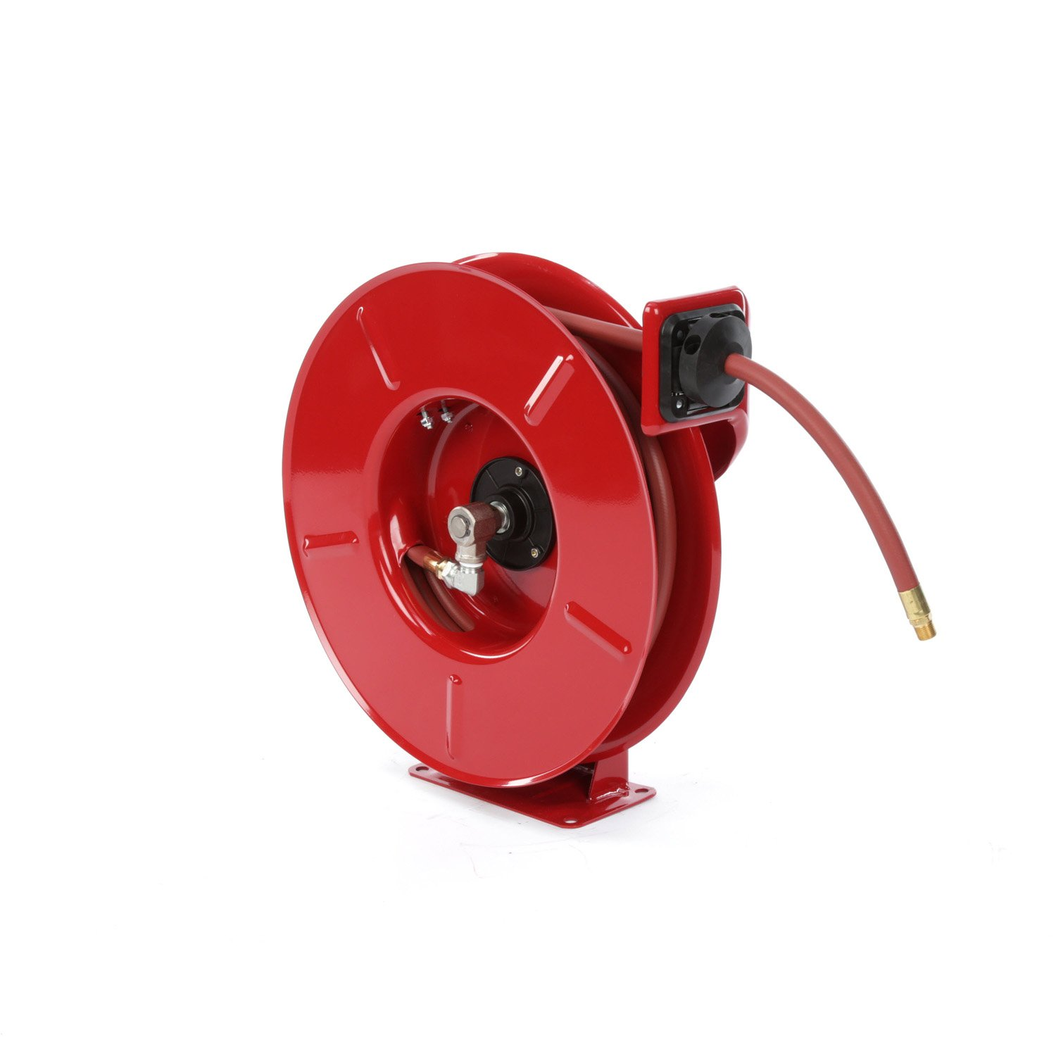 Heavy Duty Spring Rewind Hose Reel, 3/8'' x 70' 300 PSI by Reelcraft (Image #5)