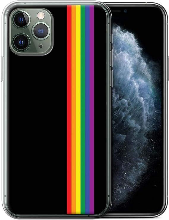 Lipstick Lesbian Flag iPhone 11 case