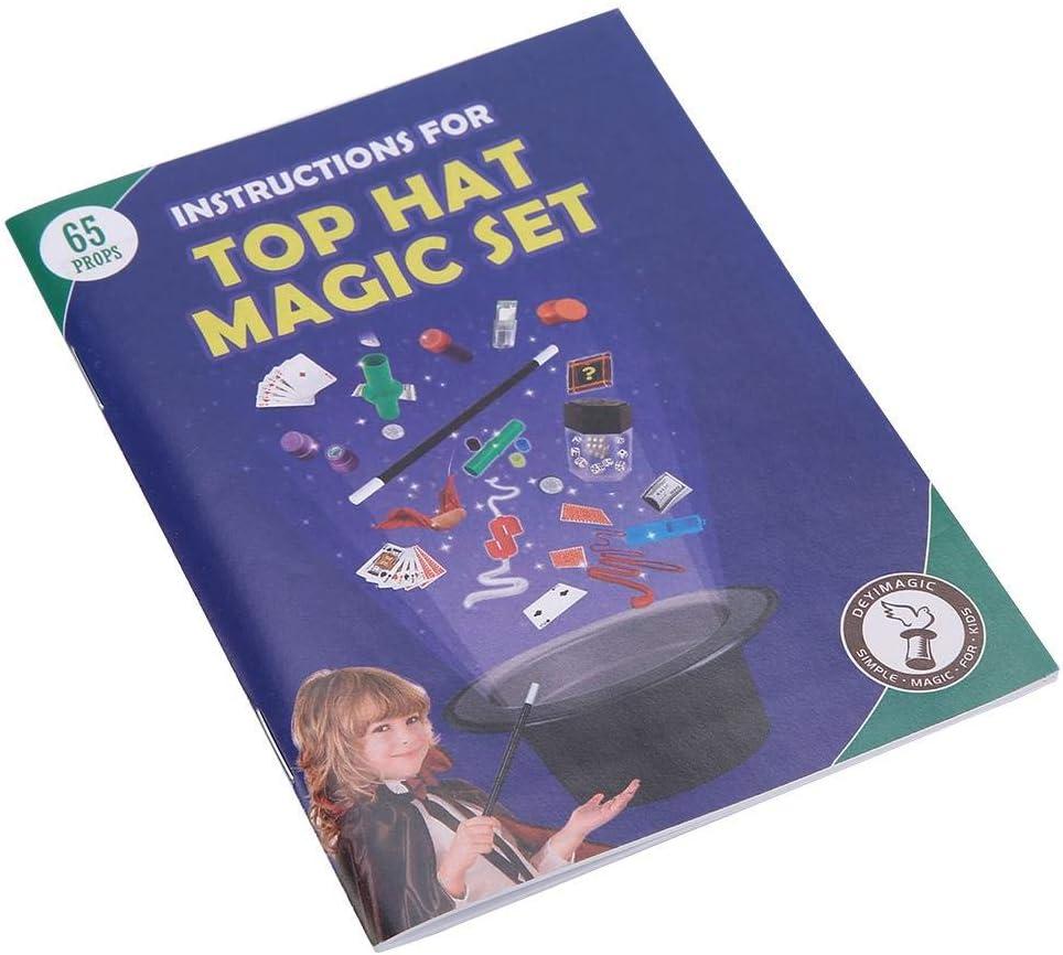Juguetes para ni/ños Trucos de Magia Equipo de ejecuci/ón m/ágica Herramienta VGEBY1 Accesorios m/ágicos