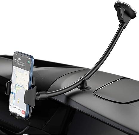 iPhone//Samsung//LG//Huawi KFZ Halterung Klemme Saugnapf Autohalterung smartphone