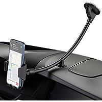YOSH Telefoonhouder Auto met Lange Zwanenhals, Mobiele Telefoonhouder Auto voor Voorruit, Car Phone Holder Auto…