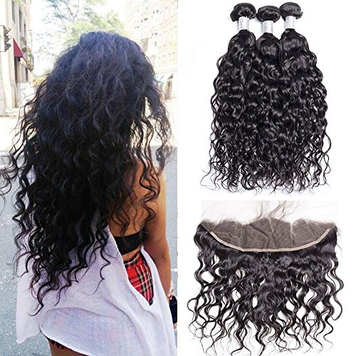 wet and wavy lace closure - 4
