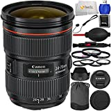 Canon EF 16-35mm f/2.8L III USM Lens - International Version (No Warranty) Includes Variable Neutral Density Filter (ND2-ND400) + Lens Cleaning Pen + Ultimaxx Memory Card Wallet & More!