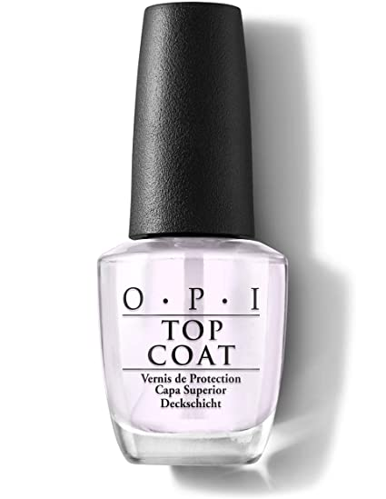 Image result for OPI NAIL LACQUER TOP COAT