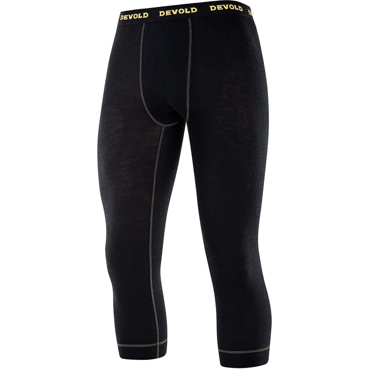 Devold 190 Performance Wool Mesh 3/4 Long Johns Pants Men - Merinowäsche