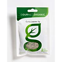 Gourmet Organic Herbs Curry Leaf, 5 g