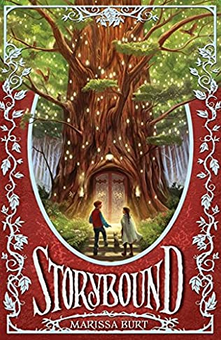 book cover of Storybound